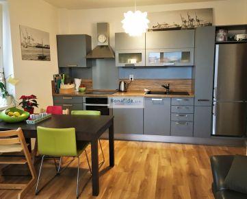 REZERVOVANÉ - Príjemný 3i byt v 9-ročnej tehlovej novostavbe v Devínskej Novej Vsi na ul. Š. Králika