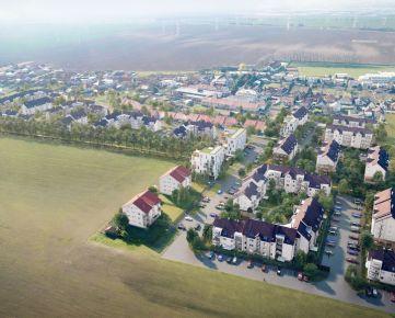 2-izbový byt s predzáhradkou - rezidenčný projekt POLIANKY - Zavar