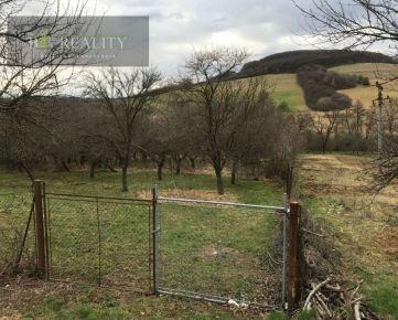 Rekreačný pozemok, 1289 m2, Trenčín / Horné Orechové