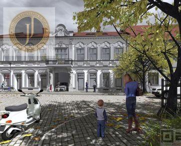 JJ Reality - 1 izbový byt v rezidencii AMBRIS  v centre mesta Trnava