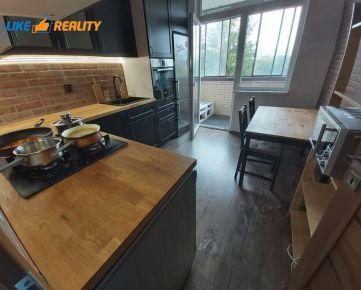 EXKLUZÍVNE- 3 izbový byt vo výbornej lokalite na Budatínskej ulici s nízkymi mesačnými nákladmi