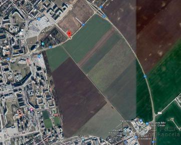 Investičný pozemok - 13500m2 - budúca výstavba, Trnava