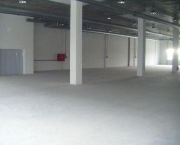 Prenájom sklad. priestoru 810 m2 na Starej Vajnorskej, NOVOSTAVBA