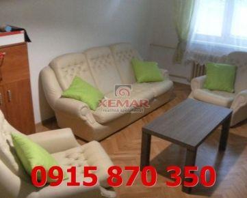 Na prenájom 1 izbový byt v meste Banská Bystrica, časť - Fončorda