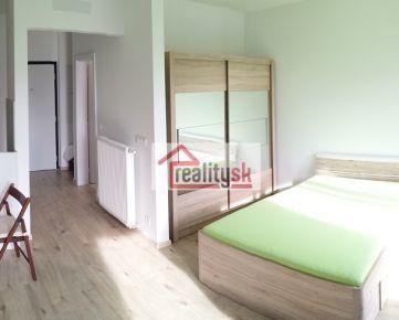 1 izbový. byt PRENAJOM , BA V Petržálka - časť SLNEČNICE VILADOMY