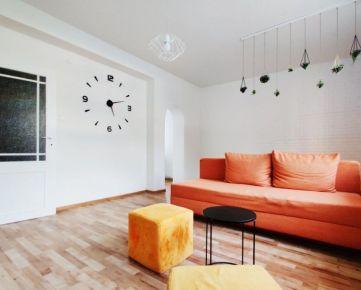1-IZBOVÝ BYT -( ZREKONŠTRUOVANÝ - 39 m² )