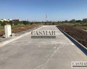 CASMAR RK - predaj pozemkov 587m2 a 678m2 v lokalite Kamenný mlyn