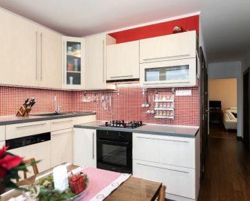 3 izbový slnečný a zariadený byt na predaj v Banskej Bystrici