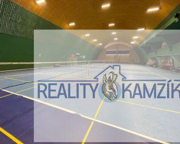 HALY NA PREDAJ - bedmintonová (multifunkčná) a tenisová hala v Poprade - časť Matejovce