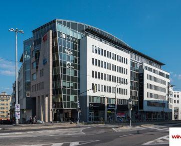 Kancelárske priestory na prenájom, Europeum, Bratislava, centrum
