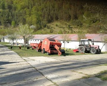 Predaj : Farma neďaleko Žiliny