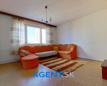 AGENT.SK 3-izbový byt v pôvodnom stave na sídlisku Solinky v Žiline
