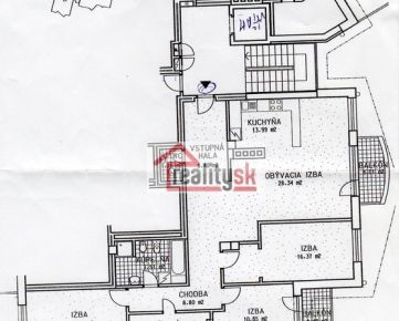 Prenajmem 4i byt, zariadený, energie a garážové státie v cene, Slávičie údolie