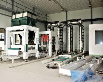 Výrobná hala s administratívnou časťou Markušovce na predaj