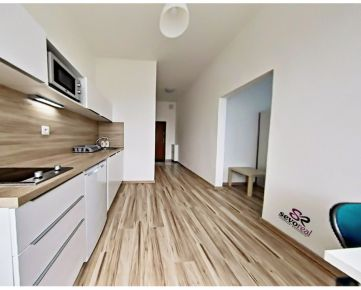 *KOMPLETNÁ REKONŠTRUKCIA* 1 izbový byt Banská Bystrica, MAJER, 3D OBHLIADKA