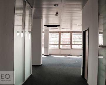NEO- administratívne priestory s výmerou 818,52m2 v Galvaniho Business Centre III