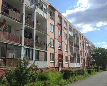 2 izbový byt + loggia Sídlisko II. Prešov