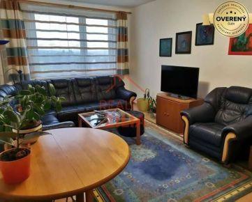 Rezervovane!!! Exkluzívne ponúkame na predaj 4 izb. byt v Nitre.