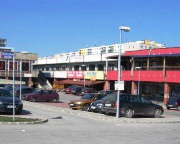 Nebytové priestory pre obchod a služby