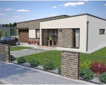 Direct Real - 4 izbový bungalov na predaj  v Hamuliakove s 830m2 pozemkom