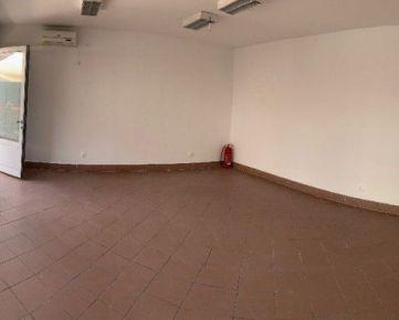 Ponúkame prenájom obchodné priestory Kolísková ulica Bratislava - Karlova Ves