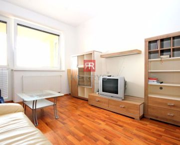 HERRYS – Na prenájom klimatizovaný 2 izbový byt v novostavbe s priestrannou lodžiou