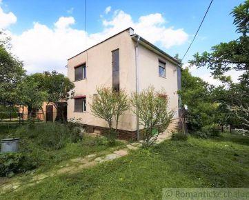 Rodinný dom v okrajovej časti obce Pukanec