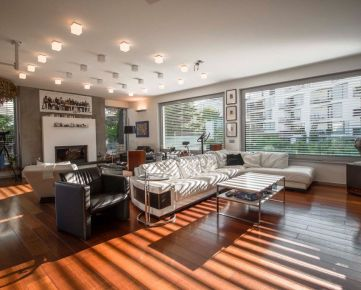Nadštandardný 6 izbový byt o výmere 650m2