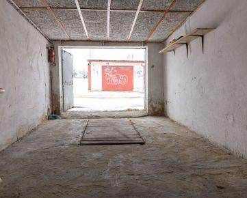 PREDANÉ Garáž (22 m2) pri Židovskom cintoríne, Sp. Nová Ves