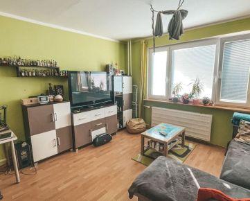 REZERVOVANÝ!!! Exkluzívne!!! Veľký 3 izbový byt typu VNKS vo vyhľadávanej lokalite na predaj