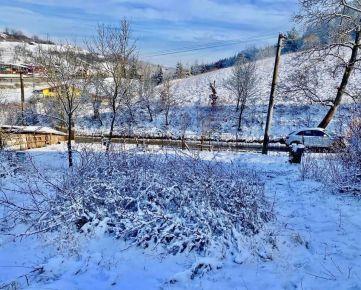 REZERVOVANÉ...Na predaj výstavba bungalov 1080 m2, Prešov