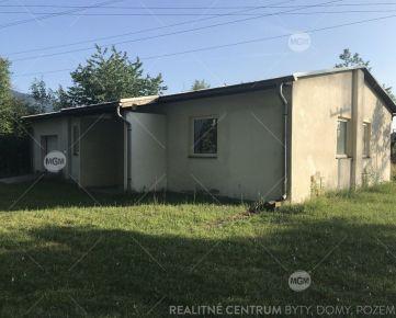Predaj spoločenskej budovy, Krpeľany - okres Martin, Cena: 85000€