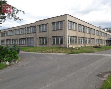 Prenájom priemyselná hala 8965 m2,Kežmarok ul.Michalská - Tatraľan.