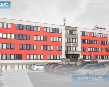 INVESTIČNÁ PRÍLEŽITOSŤ - PREDAJ - KANCELÁRIE - AREÁL AIR OFFICES – Bratislava, Pestovateľská ul.