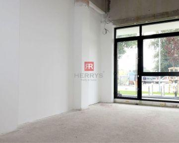 HERRYS - Na prenájom úplne nový obchodný priestor v novostavbe Matadorka v Petržalke