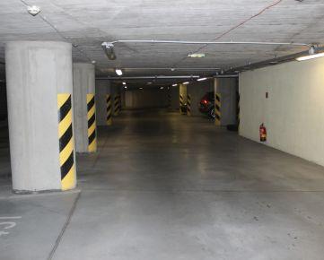 Ponúkame na prenájom garážové státie v podzemnej garáži v novostavbe III. Veže, Bajkalská ulica, Ružinov. Dohoda možná.