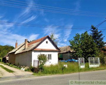 Pôvodný dom v menšej dedinke pri Lučenci