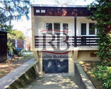 Na predaj rodinný dom na Brezovej ulici, Bratislava-Vrakuňa