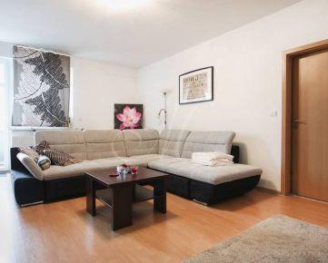 Krásny 2i byt s balkónom a parkovaním na prenájom v Bratislave