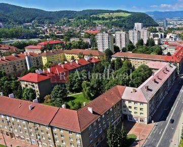 Súrne hľadáme pre klienta 3-izbový byt SÍDLISKO - Banská Bystrica