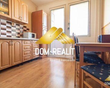 DOM-REALÍT a 3-izbový byt Na Hôrke - Nitra