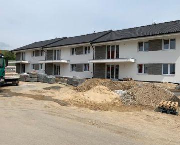 NEO - 1,5i mezonetový byt v novostavbe v obci Častkovce
