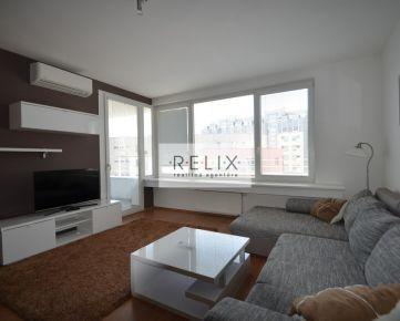 Dlhé Diely: luxusný klimatizovaný 2-izbový byt s lodžiou a parkovacím státím v novostavbe