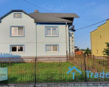 Rodinný dom s krásnym veľkým pozemkom - Jakubovany, Sabinov