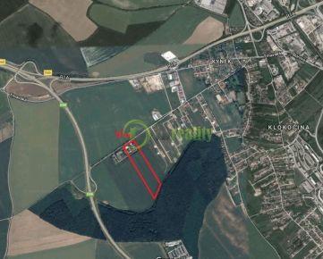 Na predaj 9ha investičný pozemok – Nitra