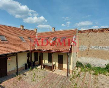 Ponúkame polyfunkčnú budovu Löfflerova ulica, Košice
