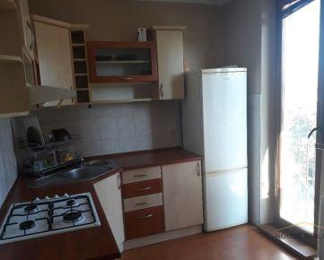 Prenájom 2,5 izbový byt s balkónom a lodžiou, Sibírska ulica, Bratislava III. Nové Mesto