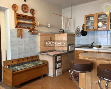 HALO REALITY - Predaj, rodinný dom Dúbrava, okr. Levoča