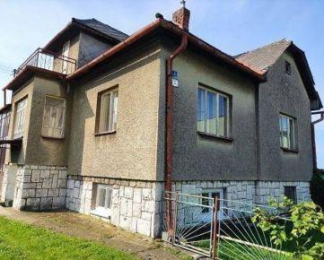 Rodinný dom v obci Záborské - 9km od mesta Prešov