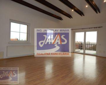 Veľký 2 izbový byt s terasou do prenájmu v Nitre